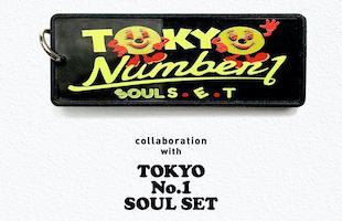 なくしもの防止&見守りタグ兼サービスの「biblle」がデビュー30周年を迎えた「TOKYO No.1 SOUL SET 」とコラボ!